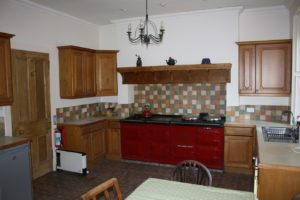 Creag-Ard House Dining-Kitchen